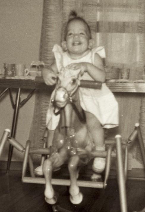 Me and My Pony My 2nd Birthday
