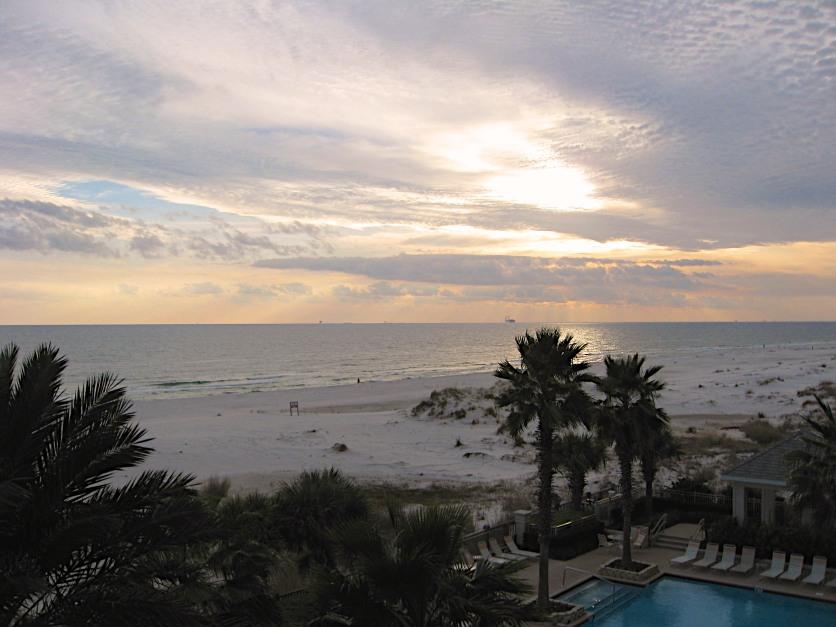 Gulf Shores Sunset by Melinda