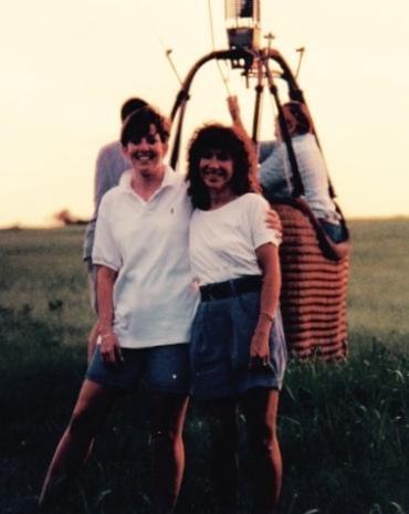 Jackie&Me Balloon Ride
