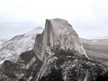 Incredible Half Dome