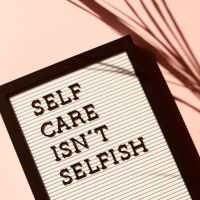 International Self care Day Is July 24th
