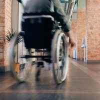 Disability Assistance — Guest Blogger Walking the Rails
